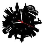 Relógio de Parede Decorativo Londres