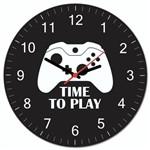 Relógio de Parede Gamer X