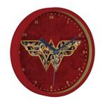 Relógio de Parede Mulher Maravilha 22,5cm Urban