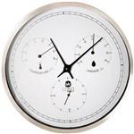 Relógio de Parede Termômetro Branco Uatt? Analógico