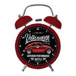 Relógio Despertador Fusca Vintage