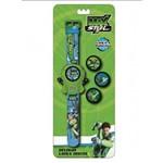 Relógio Digital Lança Discos Max Steel - Barão Toys