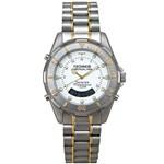Relógio Masc Aço Bicolor Skydiver Professional T20557/9b Technos