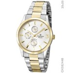 Relógio Masculino SOCIAL CHAMPION CH38244B