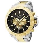 Relógio Masculino Technos Classic Legacy JS25AZ/5P 58mm Dourado
