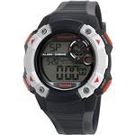 Relógio Masculino Technos Digital Esportivo SAO1360AB/8P