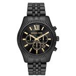Relógio Michael Kors Feminino MK8603-1PN Preto