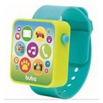 Relógio Musical Watch Azul +12 Meses Buba