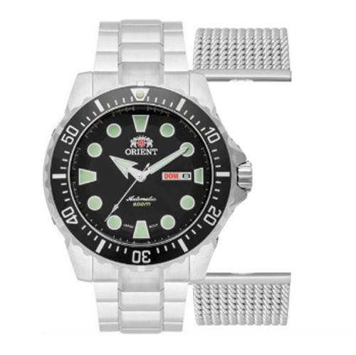 Relógio Orient Diver Masculino 469SS073-P1SX 0