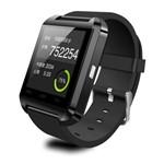 Relogio Smartwatch U8 Touch Bluetooth Preto