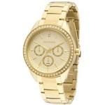 Relógio Technos Feminino Dourado Elegance 6p29aie/4x
