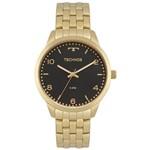 Relógio Technos Feminino Dress Dourado 2035mpj/4p