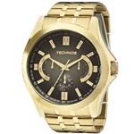 Relógio Technos Grandtech Dourado - 6p29aif/4p