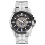 Relógio Technos Masculino Ref: 2117lag/1p Esqueleto Quartz