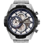 Relógio Technos Masculino Ts_carbon Js15ev/1p