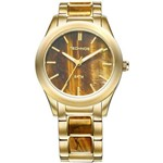 Relógio Technos Stone Collection Elegance Analógico Feminino 2033ad/4m