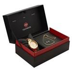 Relógio Technos Trend 2039bi/k5t Bicolor