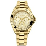 Relógio Technos Unissex Dourado 6p29ait/4x