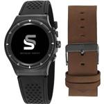 Relógio Unissex Smartwatch Urbano 79000GPSVPW2 Seculus