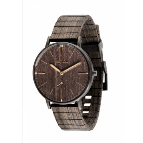Relógio Wewood Albacore Gun Black Oak