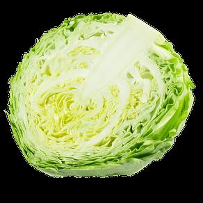 Repolho Verde (meia Unidade Aprox. 850g)