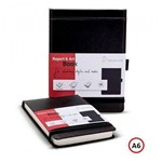 Report & Art Book Hahnemühle 130g/m² A6 - 10628470