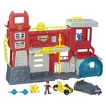 Rescue Bots Quartel General Griffin Rock Hasbro