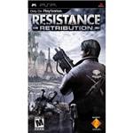Resistance Retribution - Psp