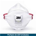Respirador 3M Aura 9332+BR PFF3