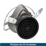 Respirador Reutilizável 1/4 3M 3000C Cartucho Único