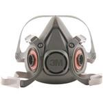 Respirador Semifacial Grande - 6300 - 3m