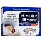 Respire Melhor GSK Pele Normal RESPIRE MELHOR GRANDE 10T