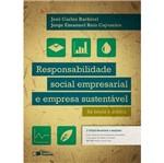 Responsabilidade Social Empresarial e Empresa Sustentavel - Saraiva