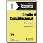 Resumos para Concursos V.1 Direito Constitucional