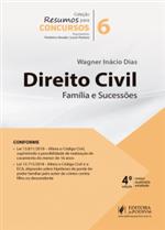 Resumos para Concursos - V.6 - Direito Civil - Famílias e Sucessões (2019)