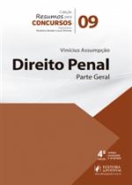Resumos para Concursos - V.9 - Direito Penal - Parte Geral (2018)