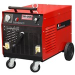 Retificador de Solda 400a Trifasica Trr 425 Dc para Eletrodo/Tig - Bambozzi