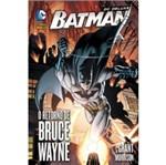 Retorno de Bruce Wayne, o - Panini