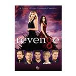 Revenge 4ª Temporada Completa - Dvd