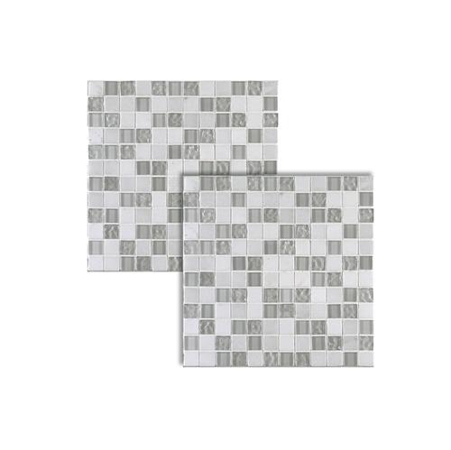 Revestimento Malla Dresden Carrara BL 30x30cm - Roca - Roca