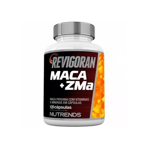 Revigoran - Maca + Zma 120 Caps 120 Cápsulas