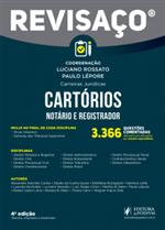 Revisaço Cartórios - 3.366 Questões Comentadas (2019)