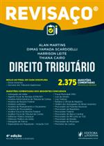 Revisaço Direito Tributário - 2.375 Questões Comentadas (2018)