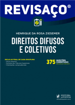 Revisaço - Direitos Difusos - 375 Questões Comentadas (2019)