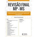 Revisão Final - MP-Ms