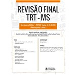 Revisao Final - Trt Ms - Juspodvim