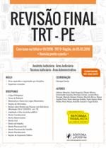Revisão Final TRT-PE - Dicas Ponto a Ponto do Edital (2018)