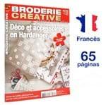 Revista Broderie Creative - Mains & Merveilles Nº 70