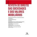 Revista de Direito das Sociedades e dos Valores Mobiliários Nº 4