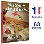 Revista Histoires de Souris (Bordado Histórias de Ratinhos)